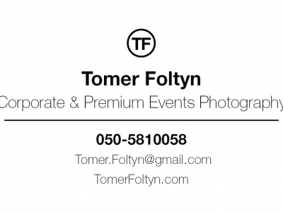 Tomer Foltyn Photography